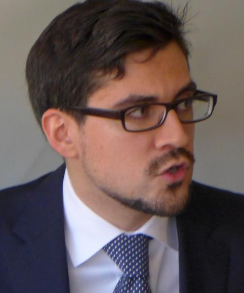 Roberto Del Valle Alcalá