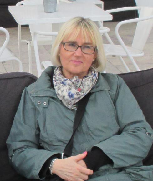 Marika Wikner Markendahl
