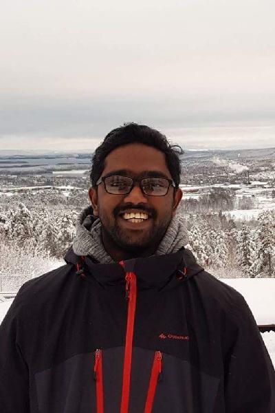 Deepak John Mukkattukavil
