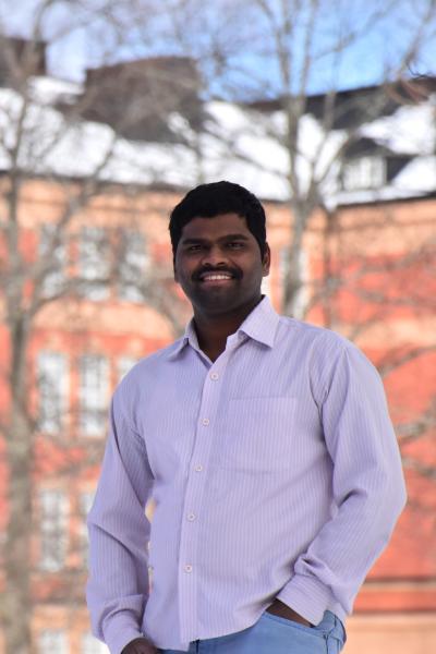 Mallikarjuna Rao Motapothula
