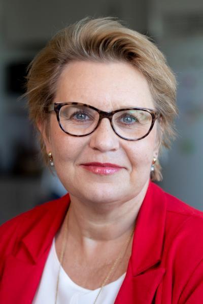 Inger Knutsson Holmström