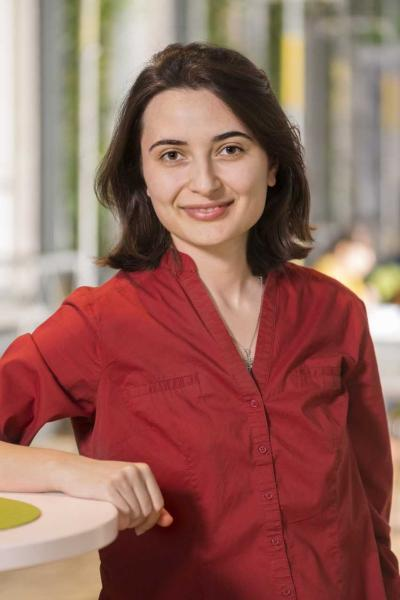 Zaruhi Baghdasaryan