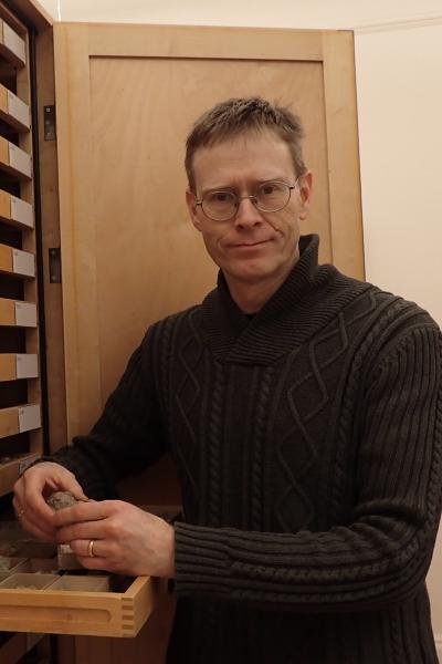 Jan Ove R. Ebbestad