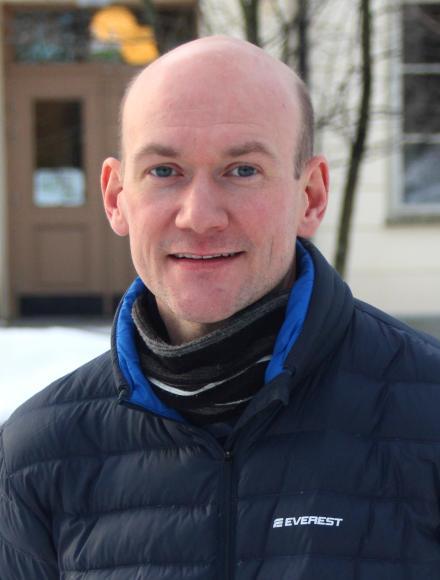 Janne Holmén