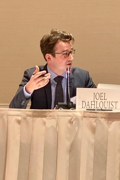 Joel Dahlquist