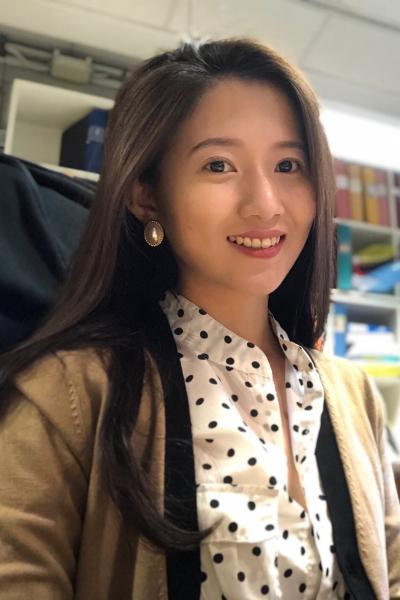 Xinran Zhao
