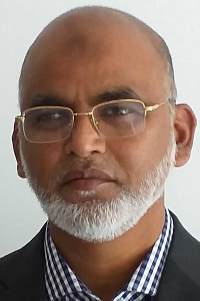 Syed Moshfiqur Rahman