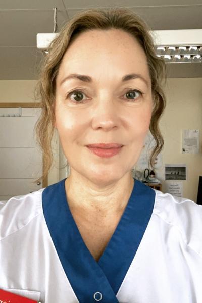 Anna Ljunghill Hedberg
