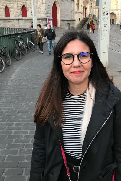 María Teresa Navarrete Navarrete