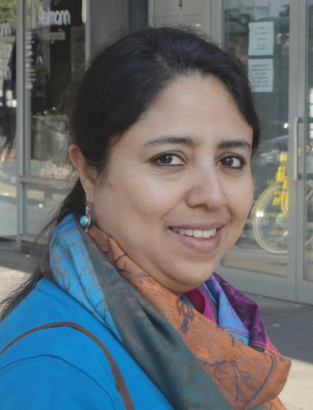 Suparna Sanyal