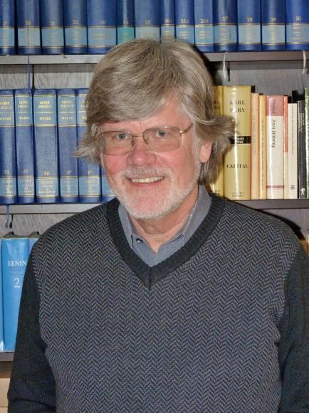 Stefan Hedlund