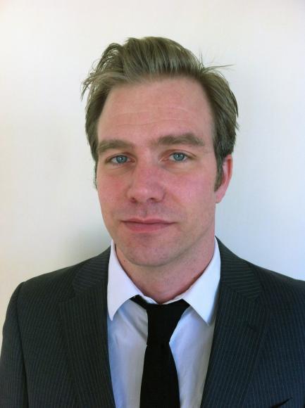 Martin Sandelin