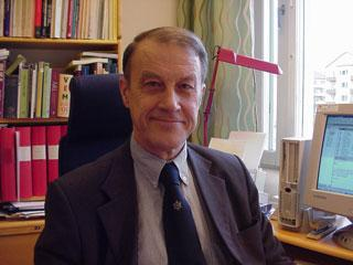 Lars Engwall